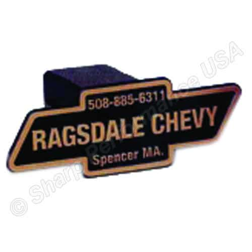 Custom Injection Molded ABS Plastic Trailer Hitch Covers  Custom Company Logo