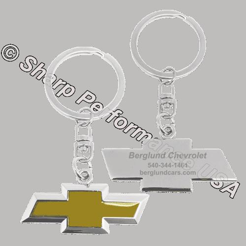 Item # K001CH, Chevy dealer keychains, dealer keychains, car dealer keychains