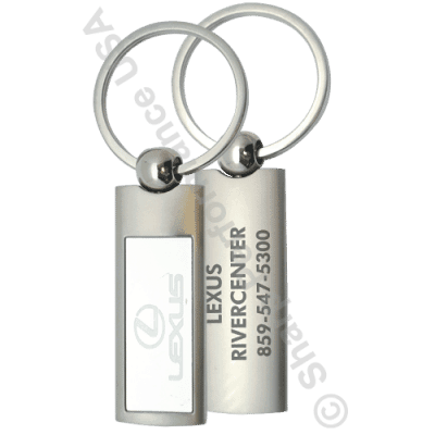 K0140, Custom Promotional Key Chain, metal key chains manufacturer, dealership keychain
