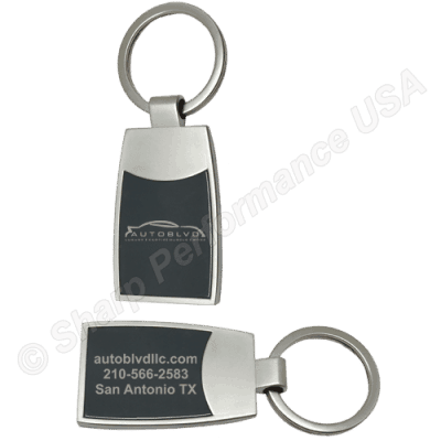 K0203, custom keychain, engraved keychain, metal key chain