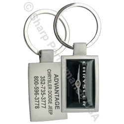 Item# K1001, unique keychains in bulk, custom key tags, key tag rings