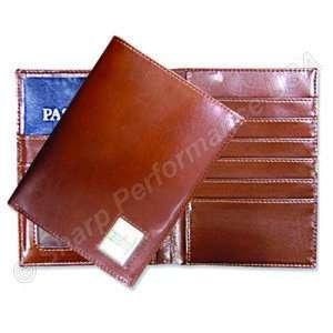 Passport Wallet. Customizable full color logo