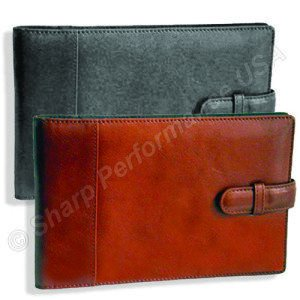 Leather picture case