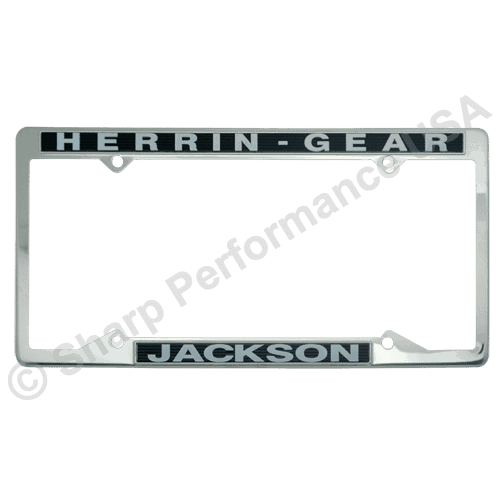 STAINLESS STEEL metal License Plate Frames, promotional license plate frames, auto dealer license plate frames