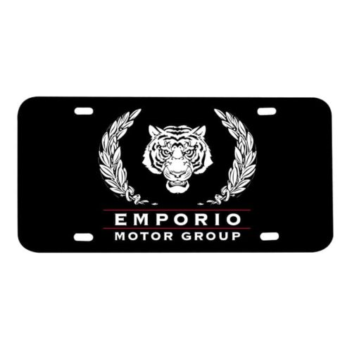 Thin plastic inserts, License Plate Cards, ad plates, Promotional Bulk License Plates