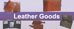 Sharp Performance Leather Goods