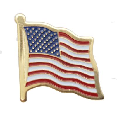 USA Flag Lapel Pins As low as $0.25 each