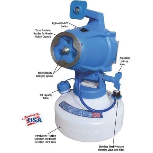 Hurricane II Electrostatic Sprayer