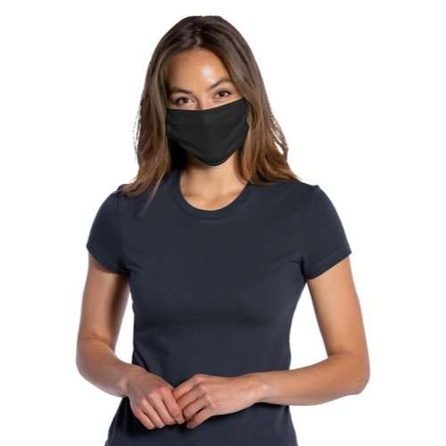 Cotton Knit Face Mask with Antimicrobial treatment